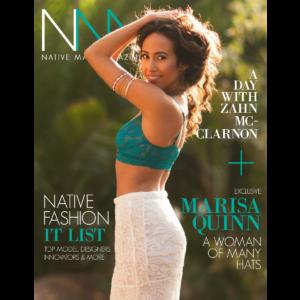 Native Max Magazine – Spring/Summer 2014