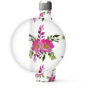 Prairie Rose Bouquet Thermal Water Bottle